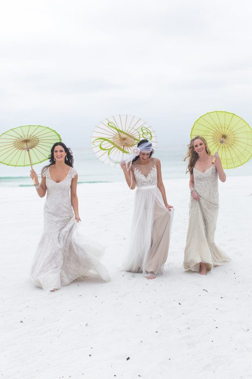 View More: http://michaelallenphotography.pass.us/southern-bride-destin