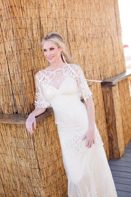 A southern bride san destin processed 0086 e1406097347638 Fashion Files: Claire Pettibone &  Katie Burley Millinery