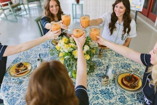 Rise & Shine Bridesmaid Breakfast