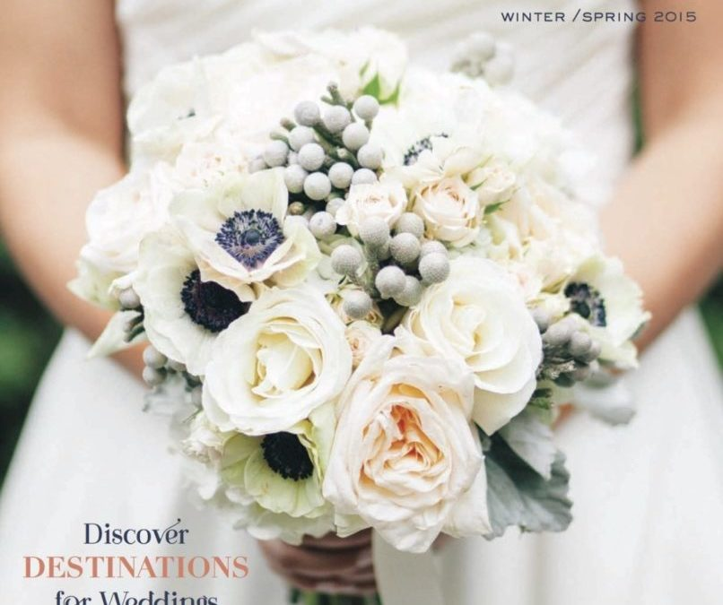 Southern Bride Magazine Spring Cover