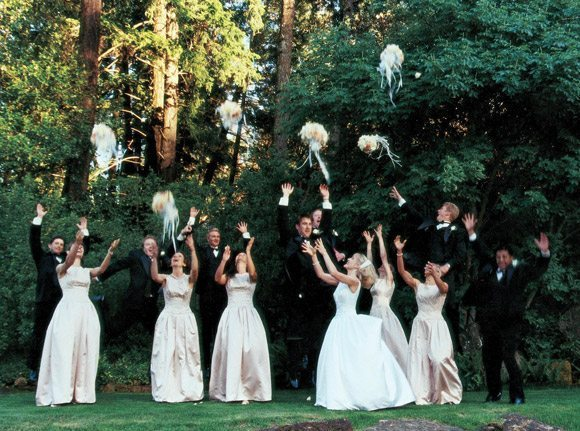 Meadowood: Luxury Country Wedding – Napa Style