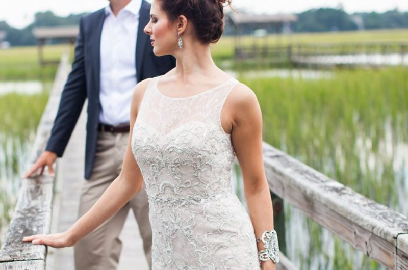 Southern Bride Fashion: Anne Barge Never Disappoints