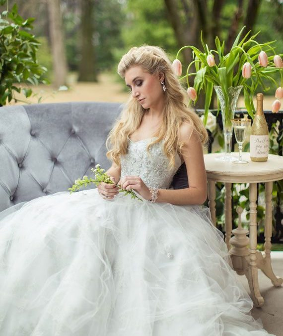 Whimsical Ball Gown by Liancarlo