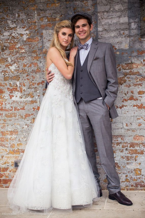 Blue Wedding Dress, Lian Carlo, Wedding Dress, Sweetheart Neckline, Wedding, Bridal, Bride, Fashion, Style, Wedding Blog, Southern Blog, Southern Wedding, Southern Bride, Bridal Fashion, Fairytale Wedding, Romantic Wedding