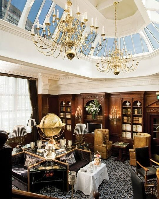 Treated Like Royal Family in London's Finest Luxury Hotel