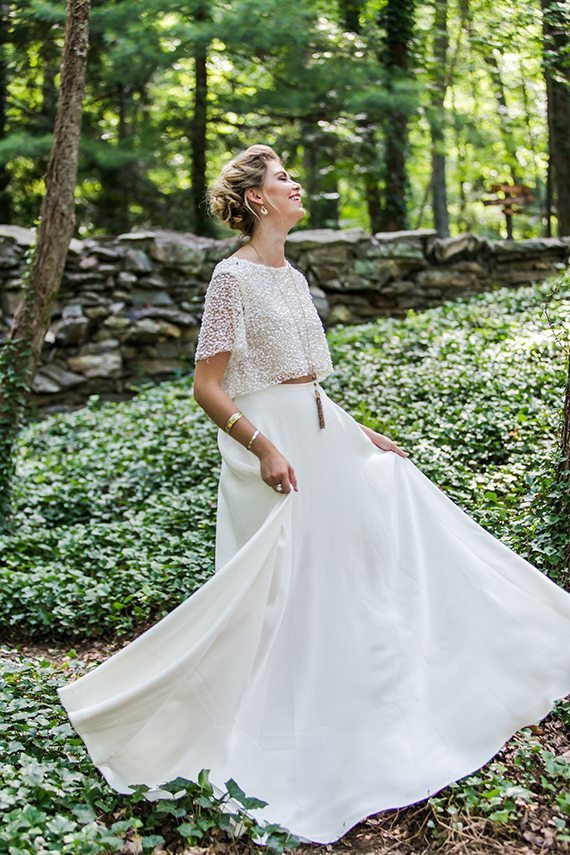 Wedding dresses southern bride for Simple southern wedding dresses