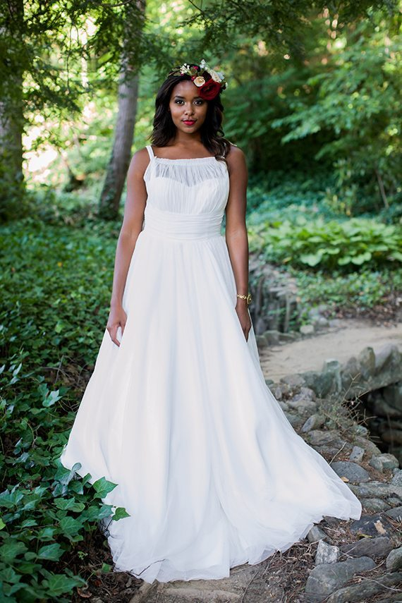 Nia Dress, Robert Bullock, Wedding Gown, Classic Bride, Love For Sale, Southern Bride, BHLDN, Michael Allen, Janice Allen, Omni Grove Park Inn