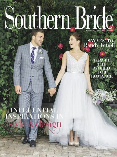 Southern Bride Magazine Winter-Spring 2016 Edition