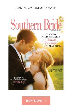 Get The Current Issue Of Southern Bride Magazine