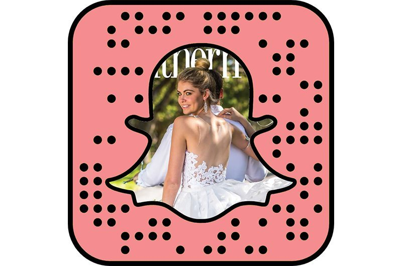 Southern Bride is On Snapchat!
