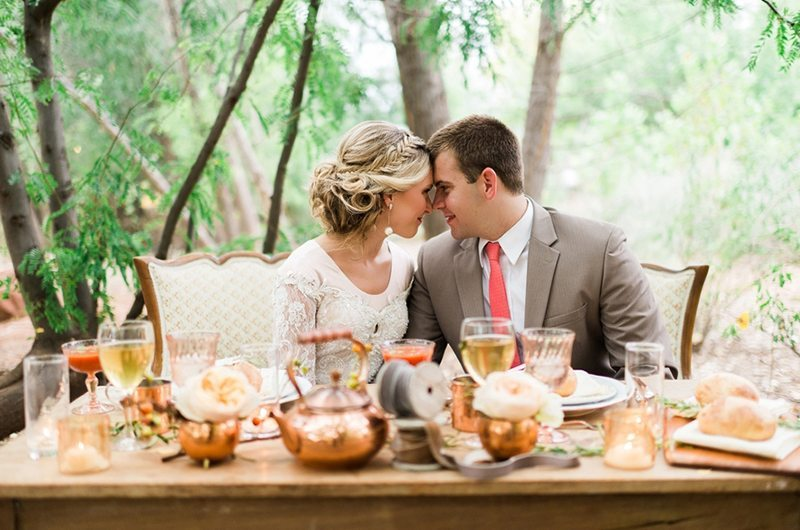 Autumn Love Wedding Dinner Inspiration Shoot