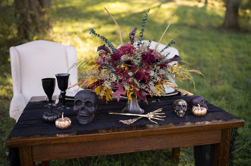 Romantic Halloween Inspiration