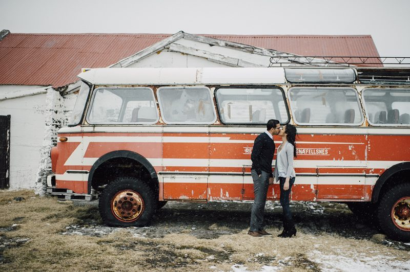Icelandic_Engagement_Shoot-red_bus