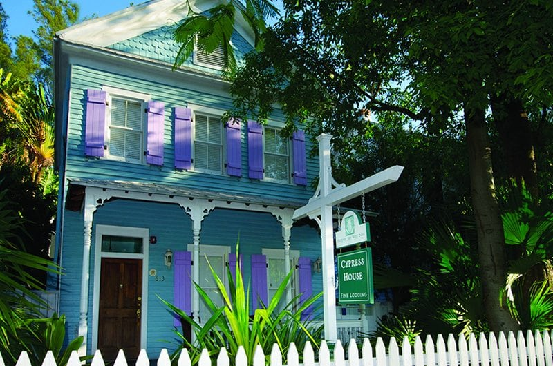 Key West, Florida: The Cypress House