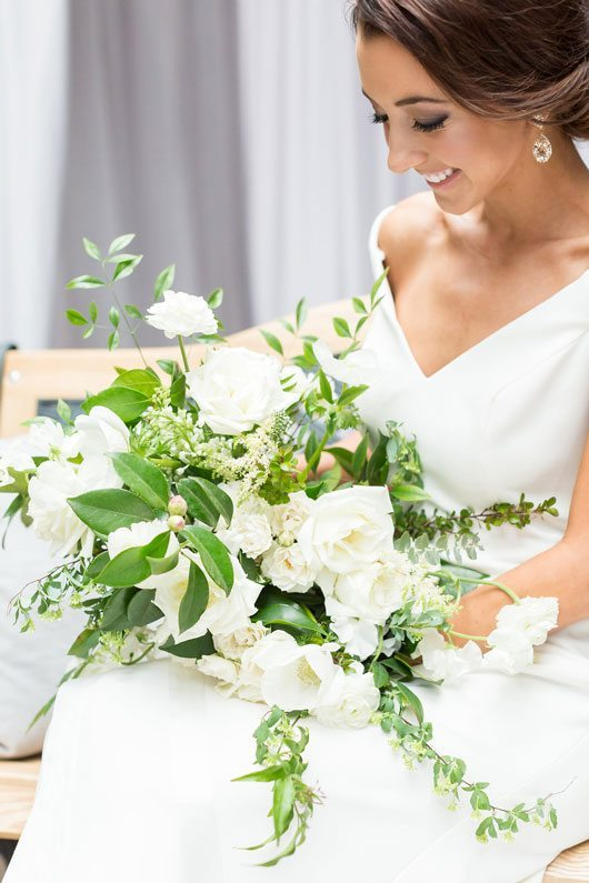 New_York_Style_Wedding_Inspiration-bridal_bouquet