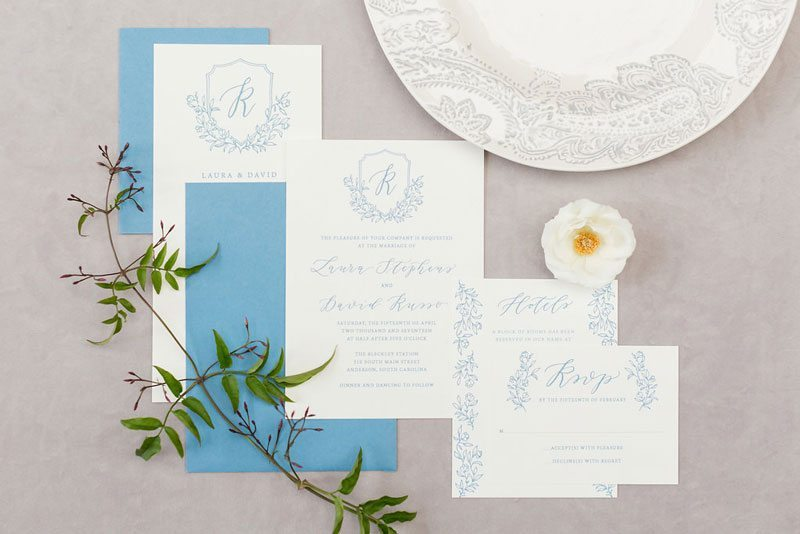 New_York_Style_Wedding_Inspiration-invitation_suite