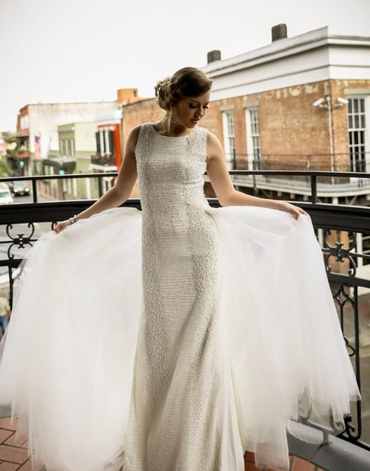 Sayuri Wedding Gown by Elisabetta Polignano – A Modern Wedding Dress