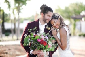 Spanish_Styled_Wedding-bride_and_groom_embrace
