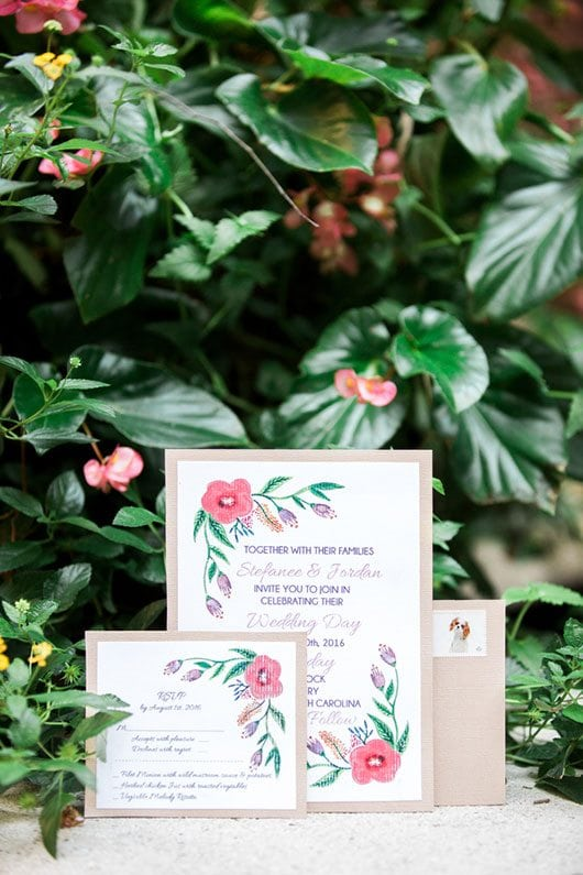 French_Boho-colorful_flower_invitations