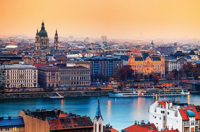 Budapest: One of the 25 Most Romantic Cities in the World