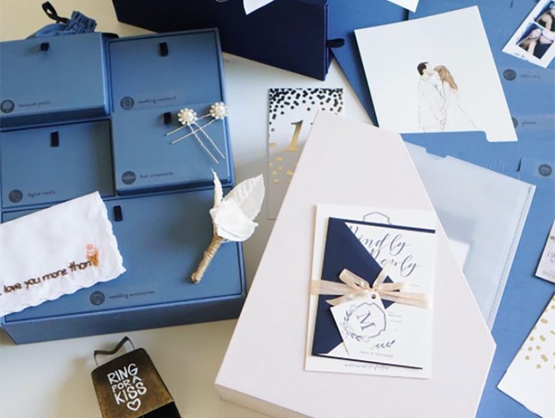Wedding Edition Keepsake Box Makes Memories Last Forever