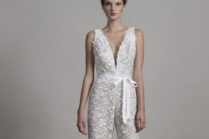 Lace Jumpsuit From Liancarlo Feature Image