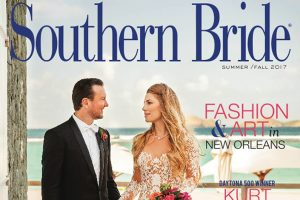 Southern Bride Summer Fall 2017 Fall Cover Feature
