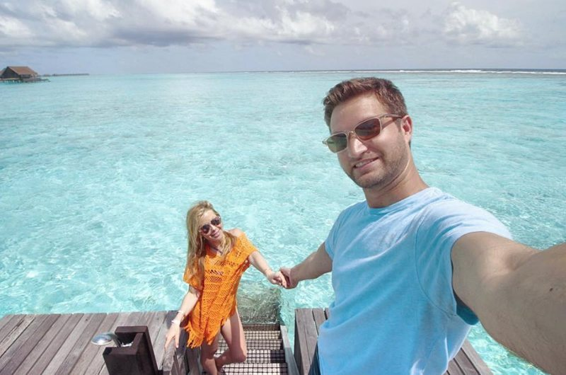 Exlcusive Look Tara Lipinski Wedding Part 6 Maldives 7