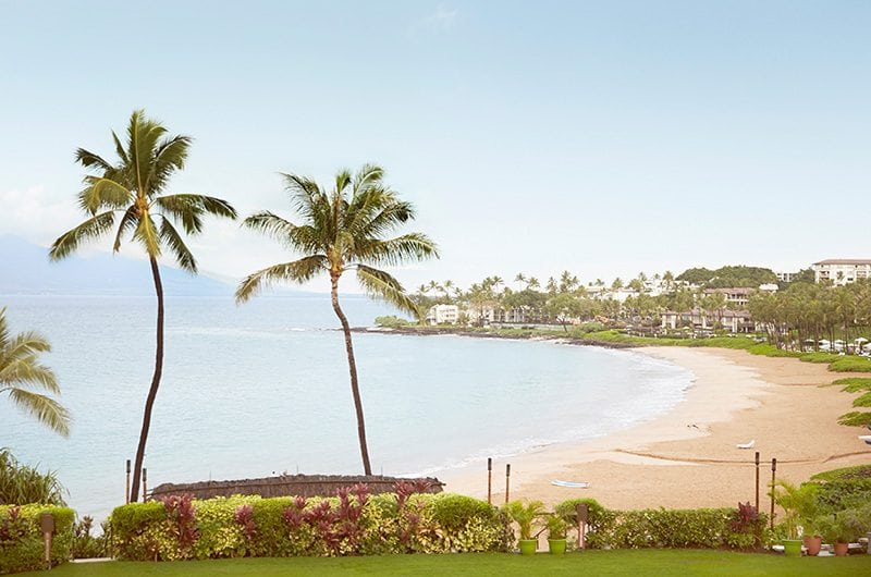 Four Seasons Resort Maui Beach