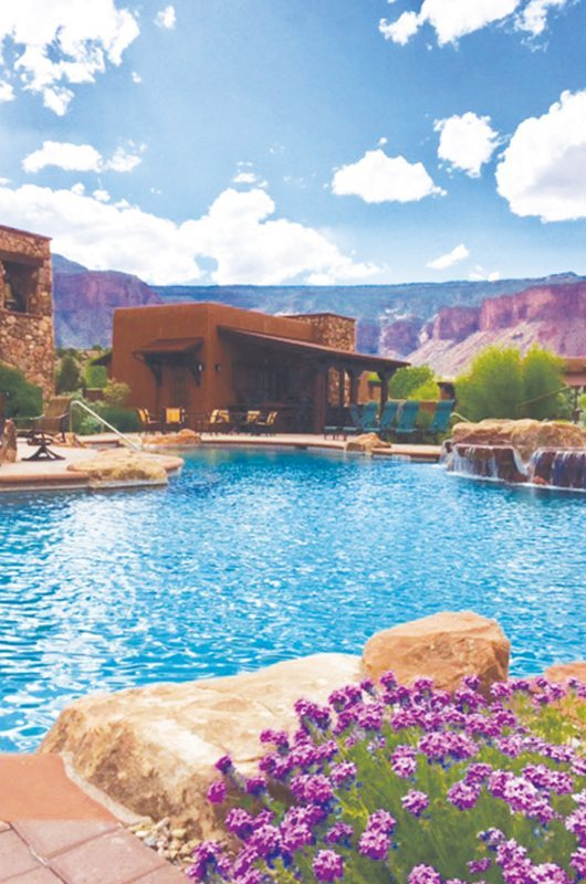 Gateway Canyons Resort And Spa Gateway Colorado Pool