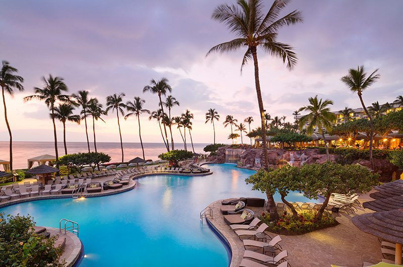 Hyatt Regency Resort & Spa Maui Pool