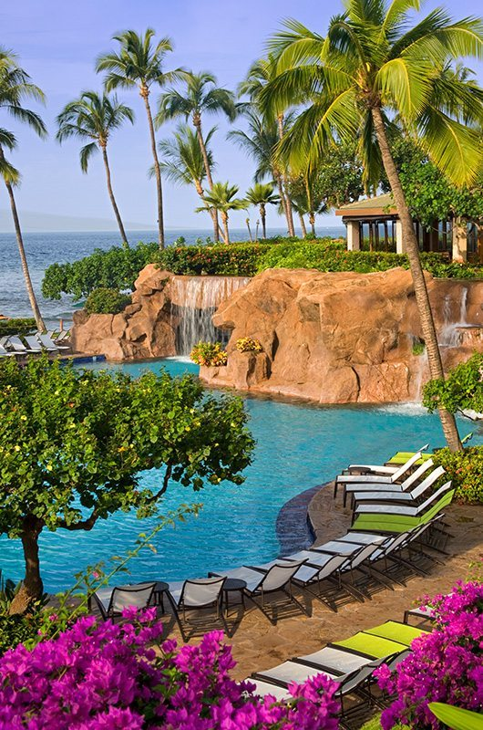 Hyatt Regency Resort & Spa Maui Pool1