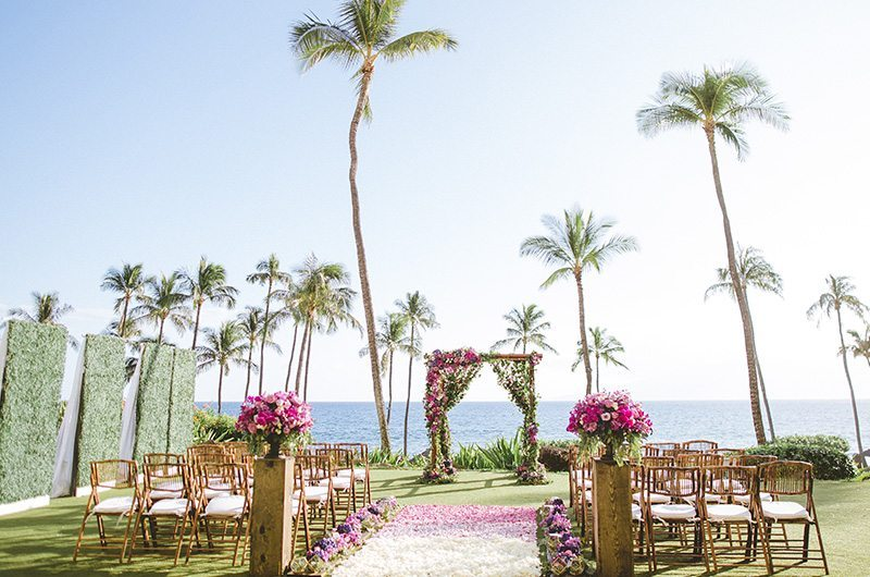 Hyatt Regency Resort & Spa Maui Wedding Location
