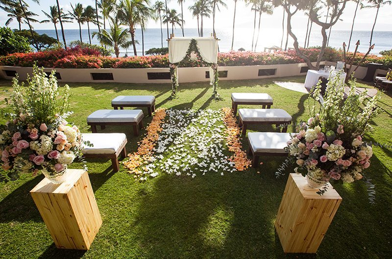 Hyatt Regency Resort & Spa Maui Wedding Location1