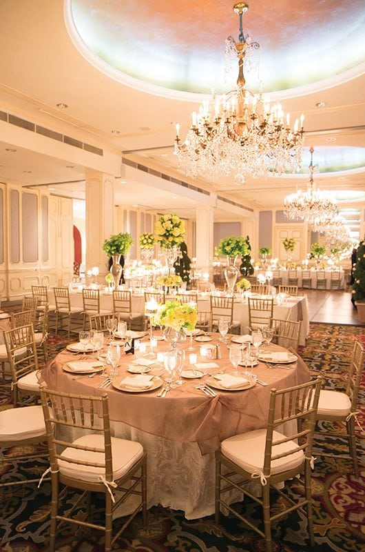 Omni Royal Orleans New Orleans Reception