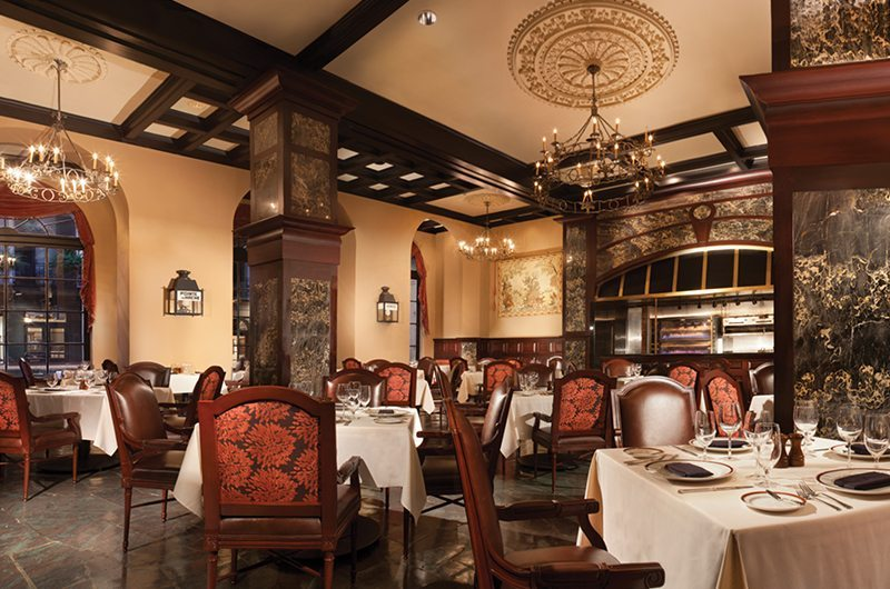 Omni Royal Orleans New Orleans Restaurant