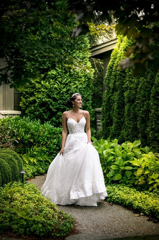 Royal Wedding Gown Allure Front