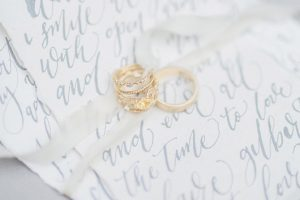 Stunning Calligraphy Inspiration Rings