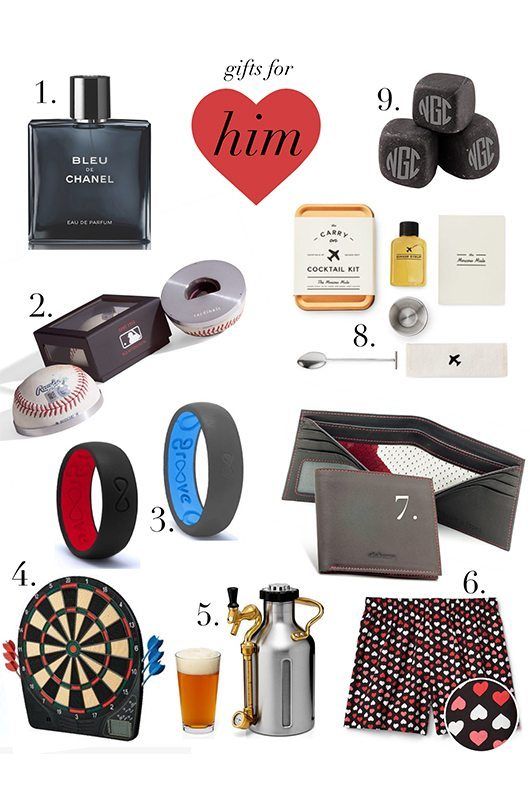 Valentines Day Gift Ideas For Him And Her 1