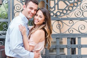 Charming Charleston Engagement Session 2