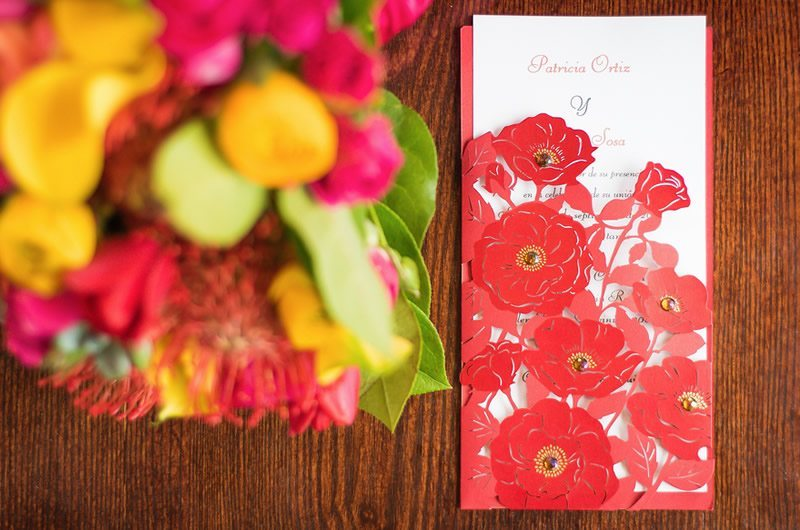 Mexican Wedding Inspiration Invitations