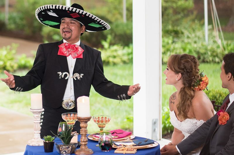 Mexican Wedding Inspiration Speaker
