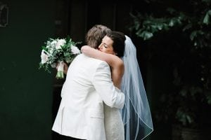 Maggie Paul Wedding Lookbook Hugging