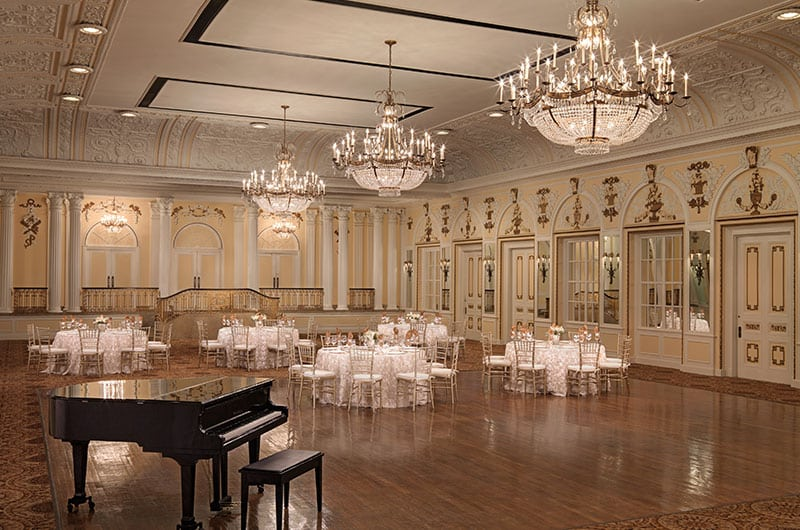 The Peabody Continental Ballroom