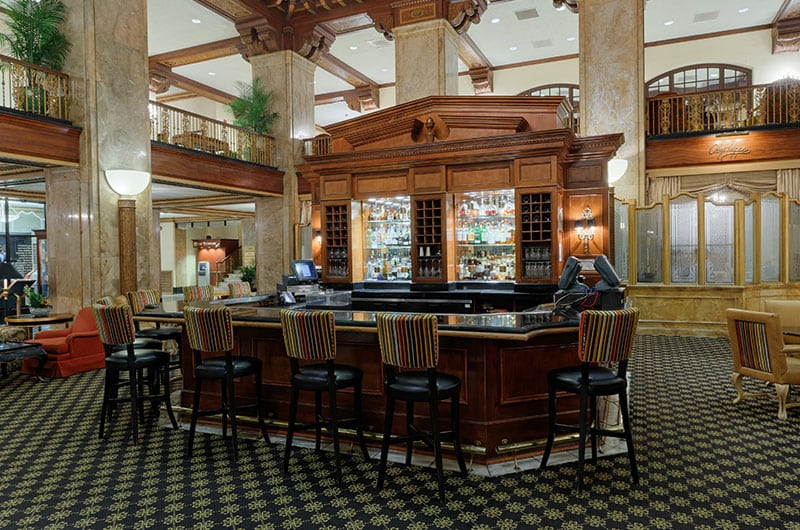 The Peabody Lobby Bar