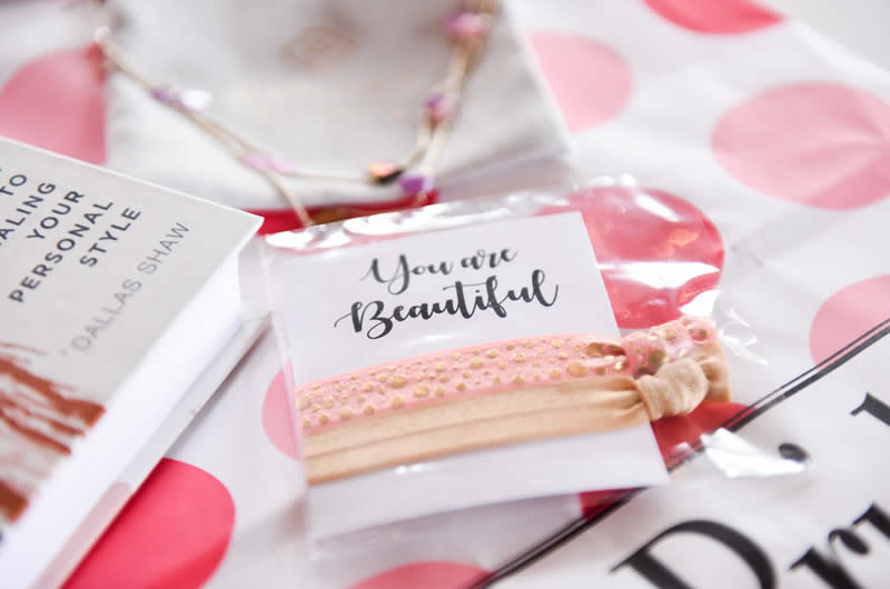 2018 Bridesmaids Dresses Hair Ties