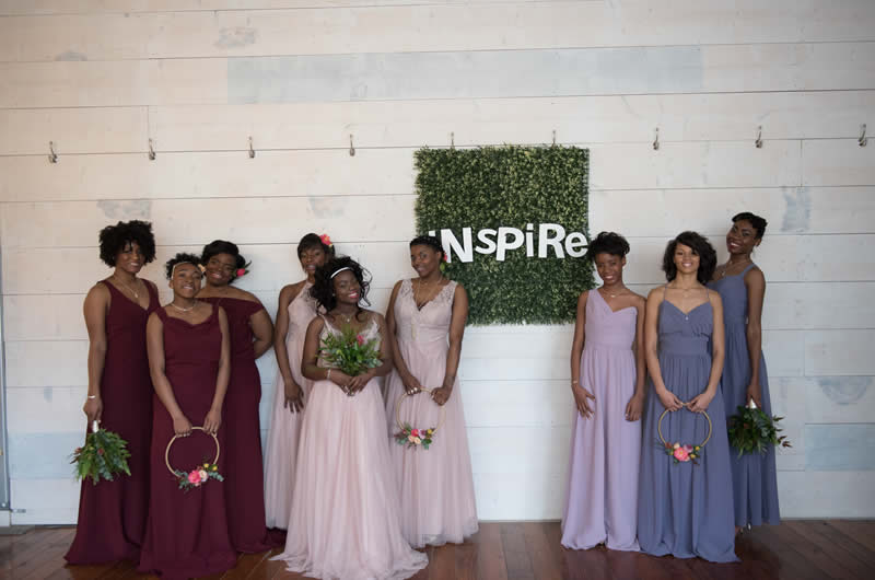 2018 Bridesmaids Dresses Inspire