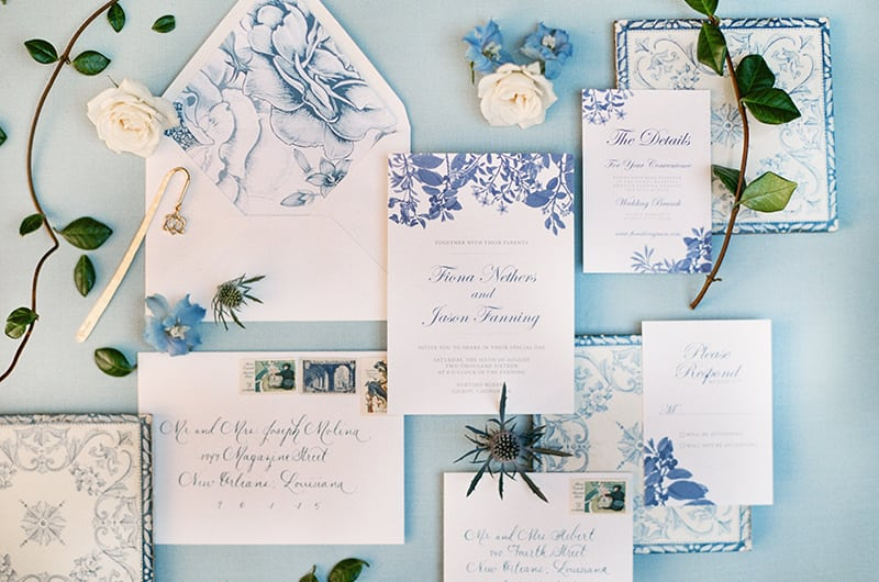 New Orleans Wedding Inspo Invitations