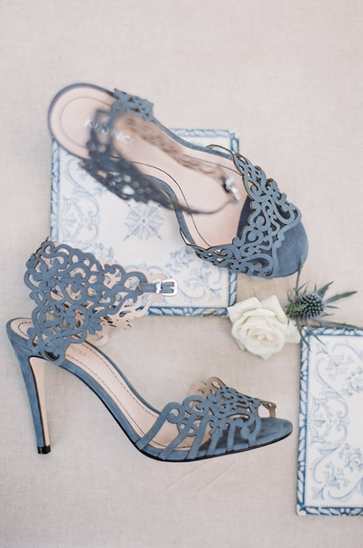 New Orleans Wedding Inspo Shoes