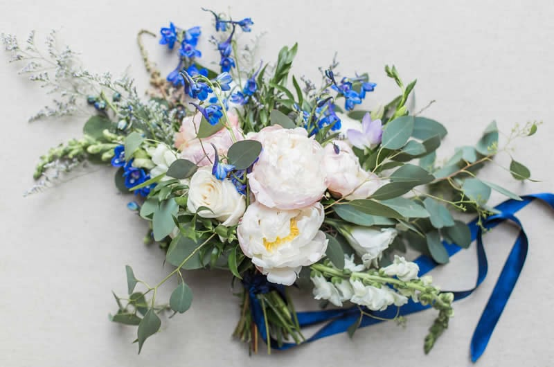 SWEET PRINCETON VOW RENEWAL Bouquet